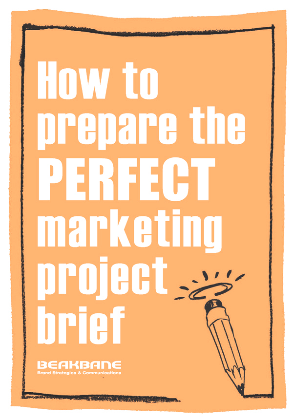 Beakbane - How to prepare the perfect marketing project brief - hover