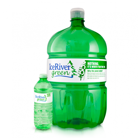 Icon - Ice River Green - Packaging
