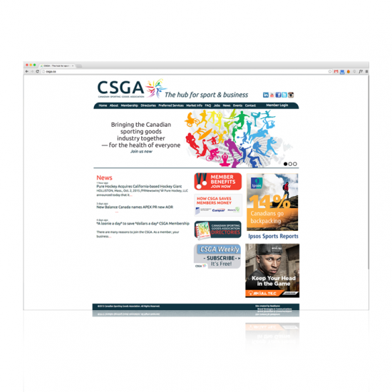 Icon - Online - CSGA